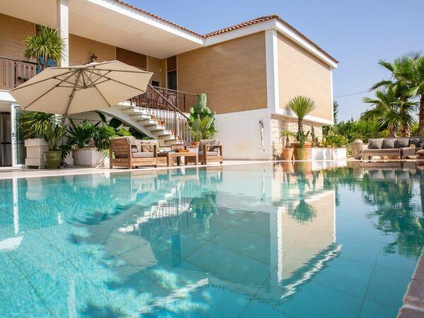 Villa Salento Shine, Villa for rent in Depressa, Apulia