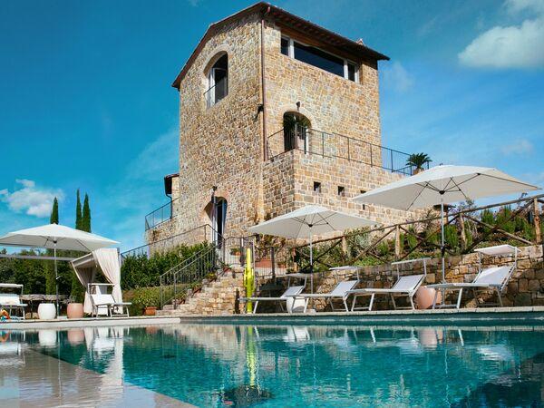 Villa Castiglioni, Villa for rent in Radda In Chianti, Tuscany