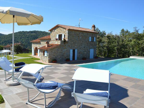 Rustico Delle Valli, Villa for rent in Manciano, Tuscany