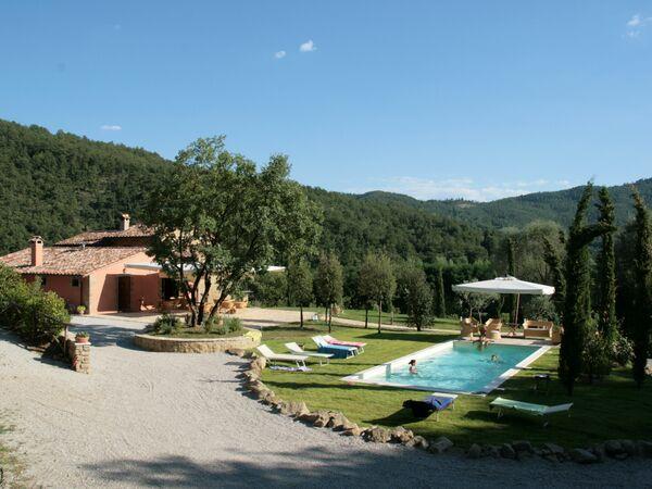 Nobile Rifugio Umbro, Villa for rent in San Leo Bastia, Umbria
