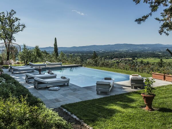 Luxury Levante, Villa for rent in Traiana, Tuscany