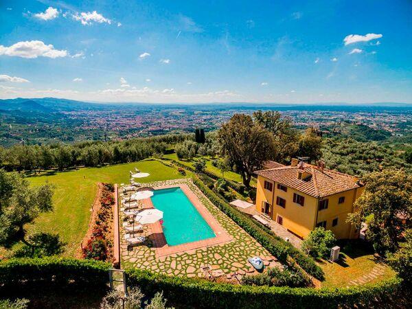 Tusco Home, Villa for rent in Colle Di Buggiano, Tuscany