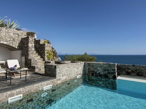 La Casa Nel Galeone, Villa for rent in Maiori, Campania