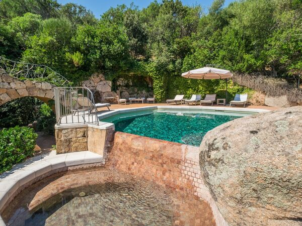 Cottage Legno e Pietra, Villa for rent in Liscia Di Vacca, Sardinia