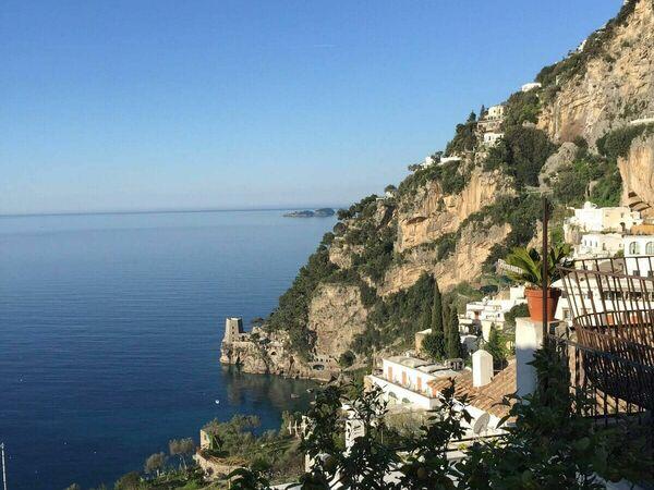 La Casa Fronte Mare, Villa for rent in Positano, Campania