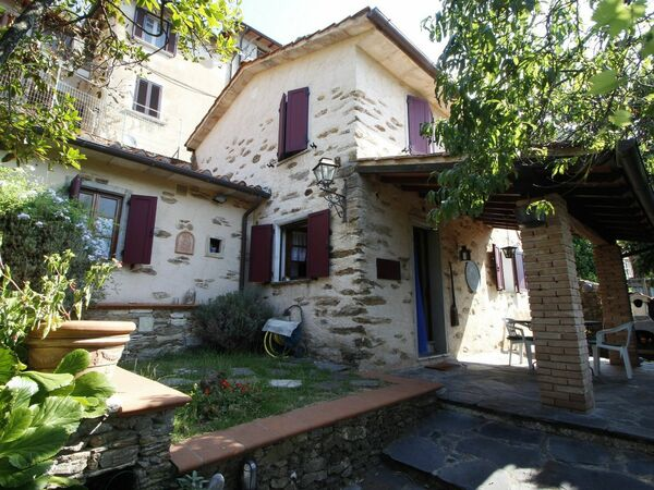 La Limonaia, Holiday Home for rent in Stazzema, Tuscany
