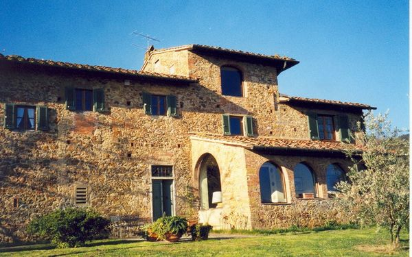 Azienda Pistoia, Villa for rent in Pistoia, Tuscany
