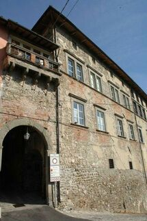Villa Il Palazzo in  Borgo a Mozzano -Toskana