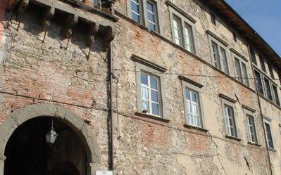 Il Palazzo, Villa for rent in Borgo a Mozzano, Tuscany