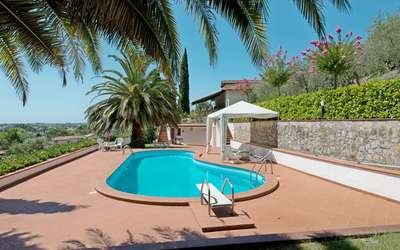Casa Versilia: Private Pool