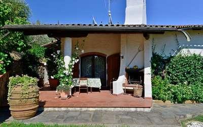 Casa Versilia: Eingang