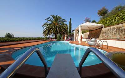 Casa Versilia: villa with pool