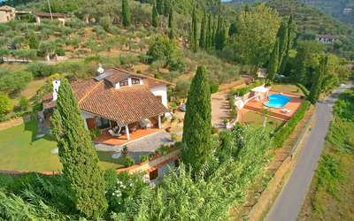 Casa Versilia: villa for rent