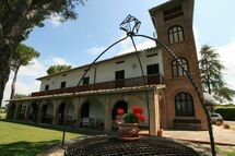 Villa Duepiedisotto in  Florenz -Toskana