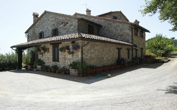 Poggio Girasoli, Villa for rent in Todi, Umbria