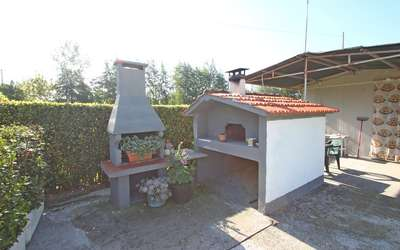 Casa Sofia: barbecue