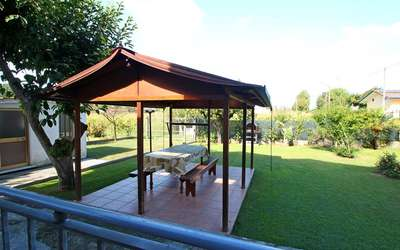 Casa Domenico: Gazebo
