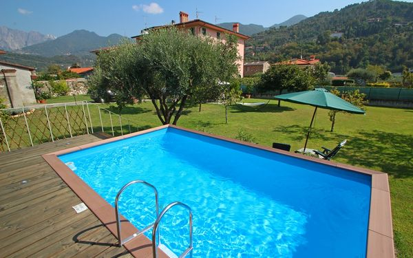 Bougainville, Holiday Home for rent in Seravezza, Tuscany