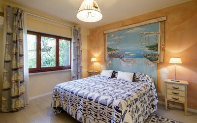 Il Giardino: Holiday Apartment in Cinquale at 400 Meters from the Sea