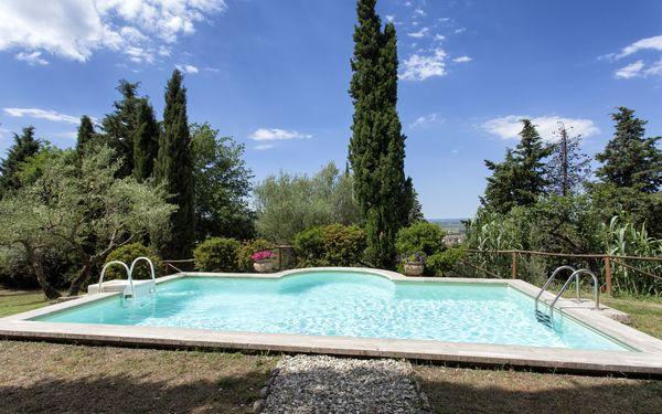 Ville Cortona, Villa for rent in Cortona, Tuscany