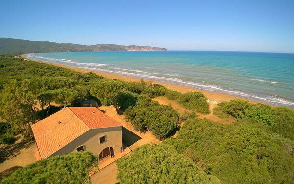 Profonda, Holiday Apartment for rent in Orbetello, Tuscany