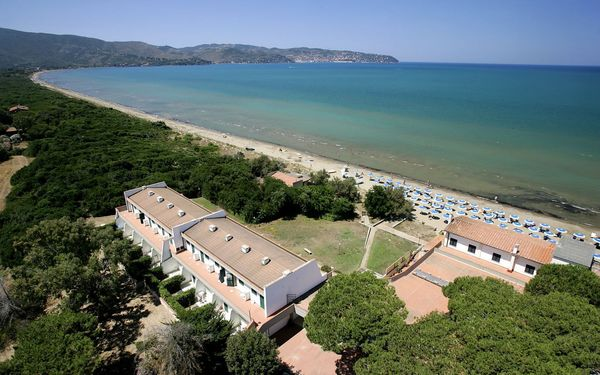 Ferienwohnung Appartamento Mare in  Orbetello -Toskana