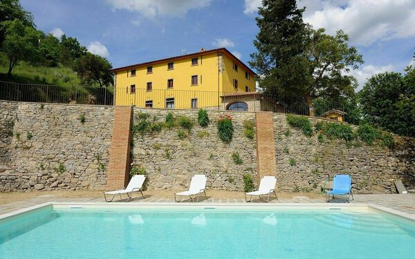 Il Serrone 2, Holiday Apartment for rent in Monte Santa Maria Tiberina, Umbria