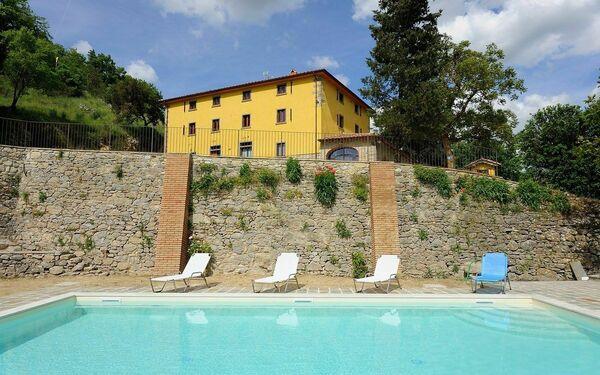 Ferienwohnung Il Serrone 2 in  Monte Santa Maria Tiberina -Umbrien