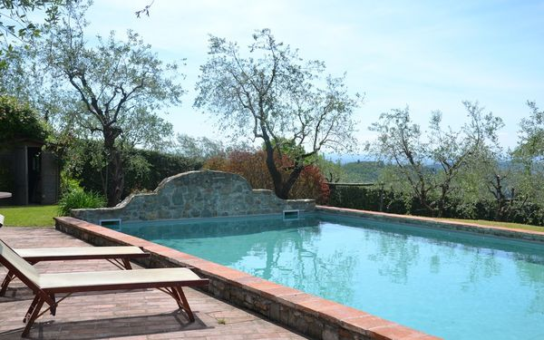 Alla Curva, Holiday Apartment for rent in Capannori, Tuscany