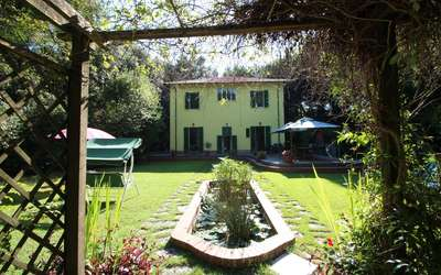 Villa Ronchi: Holiday villa for Rent in Versilia