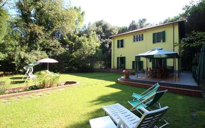 Villa Ronchi: Holiday villa at the Sea in Tuscany