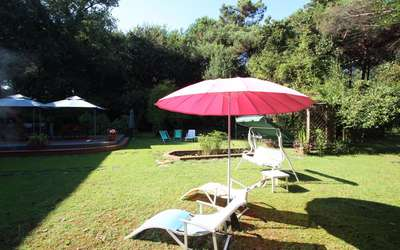 Villa Ronchi: Holiday Villa in Ronchi of Marina di Massa
