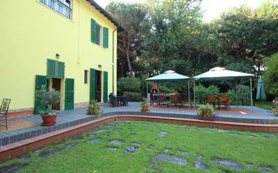 Villa Ronchi: Pet friendly villa