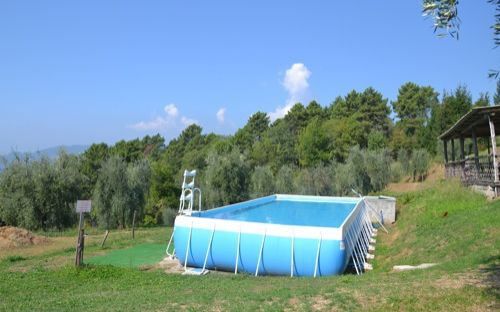 Capriolo, Holiday Apartment for rent in Massa e Cozzile, Tuscany