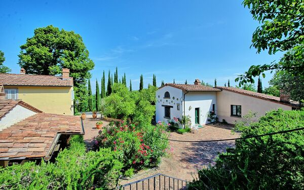 Borgo Del Castellaccio, Apartment for rent in Fauglia, Tuscany