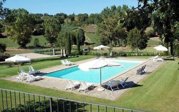 Il Pavone, Apartment for rent in Lippiano, Umbria