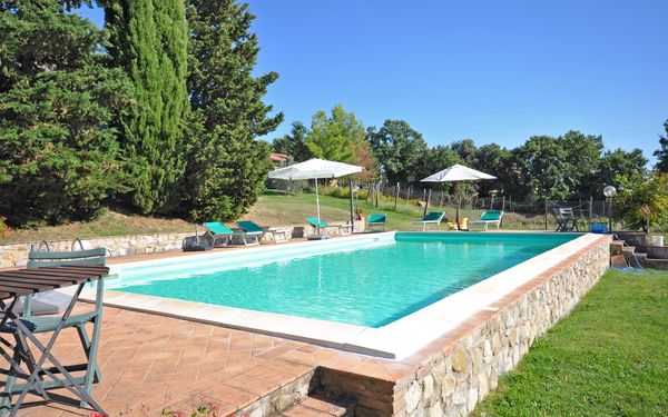 Ulignano, Apartment for rent in Volterra, Tuscany