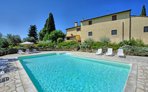 Pozzo Dei Desideri, Apartment for rent in Calcinaia, Tuscany
