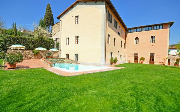 Palazzo a Greve, Apartment for rent in Greve In Chianti, Tuscany