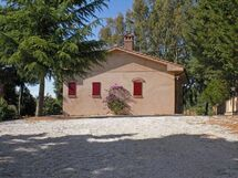 Villa Felciaino in  Castagneto Carducci -Toskana