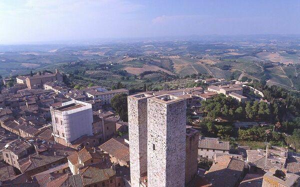Appartamento Vacanze San Gimignano Tower in affitto a San Gimignano
