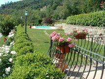 Villa Casa Ivan in affitto a Cortona