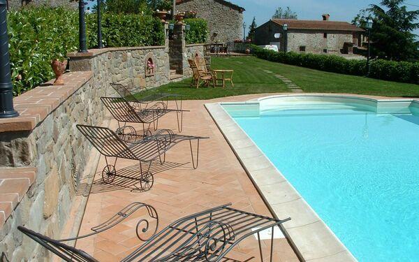Villa Casa Ivan in  Cortona -Toskana