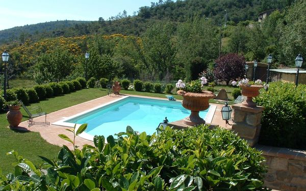 Casa Ivan, Villa for rent in Cortona, Tuscany