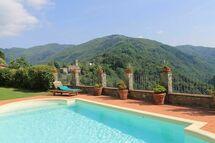 Ferienwohnung Lugliano in  Bagni Di Lucca -Toskana