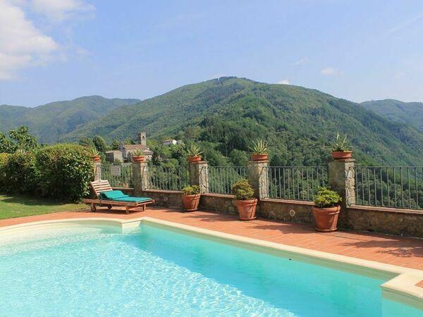 Appartamento Vacanze Lugliano in affitto a Bagni Di Lucca