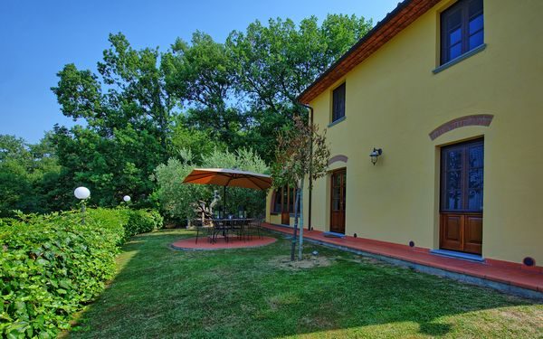 Villa Grazia, Villa for rent in Monsummano Terme, Tuscany