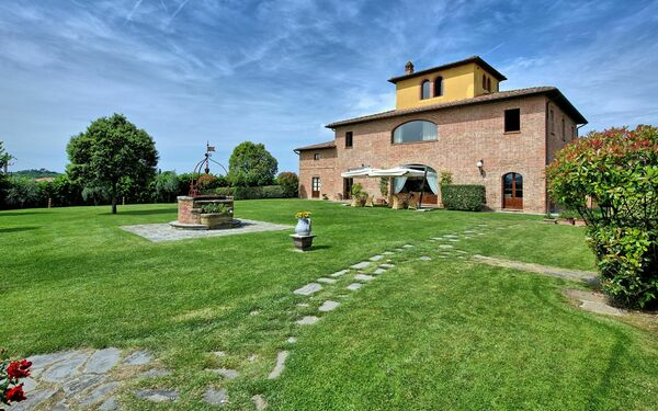 Villa La Bandita in affitto a Foiano Della Chiana