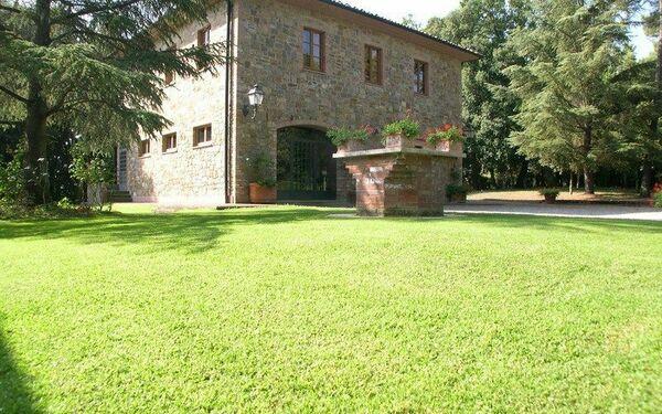 Villa Monti, Villa for rent in Gambassi Terme, Tuscany