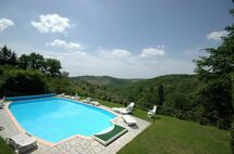 Barbischio, Country House for rent in Gaiole In Chianti, Tuscany